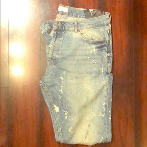 Zara Men's Jeans Skinny sz. 36